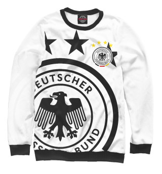 Одежда с принтом Сборная Германии (701654)