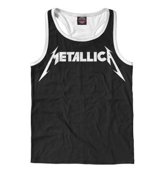 Майка борцовка мужская Metallica (6291)