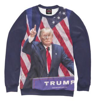 Одежда с принтом Дональд Трамп (649682)