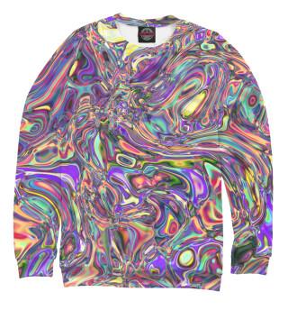 Одежда с принтом Нейронная абстракция