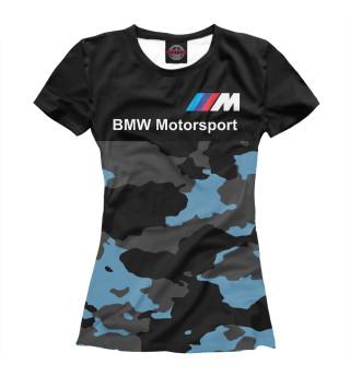 Футболка женская BMW (7983)