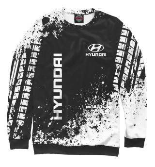 Одежда с принтом Hyundai (625773)