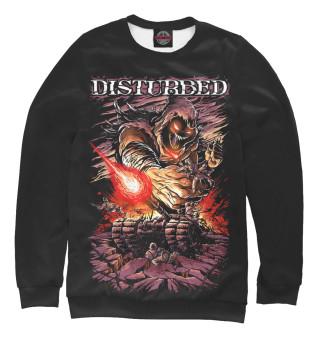 Одежда с принтом Disturbed (778173)