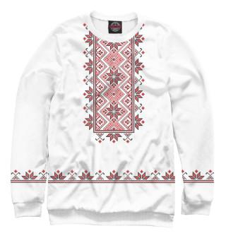 Одежда с принтом Белорусская вышиванка (150893)