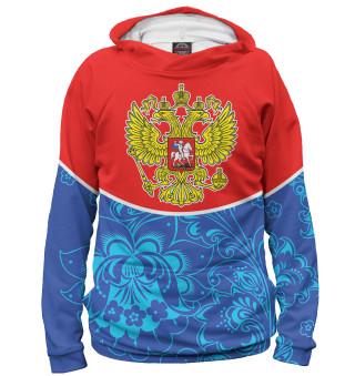 Худи женское Сборная России (9280)
