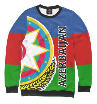 Одежда с принтом Азербайджан (222284)