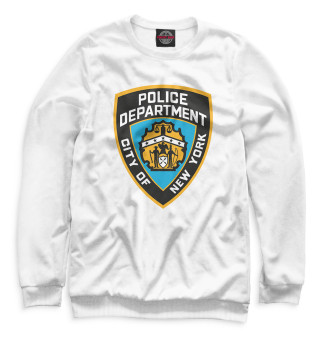 Одежда с принтом New York City Police Department