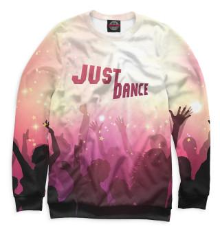 Одежда с принтом Just Dance (326344)