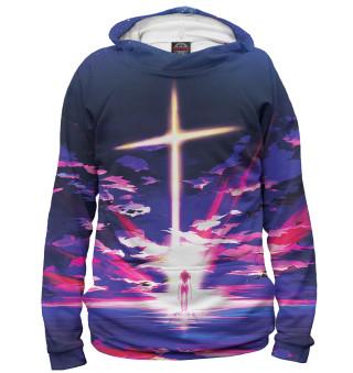 Худи женское Neon Genesis Evangelion (5321)