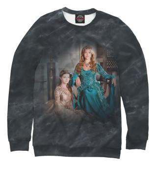 Одежда с принтом Великолепный Век: Мать и дочь