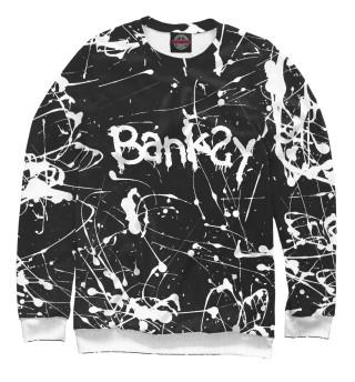 Одежда с принтом Banksy (107335)