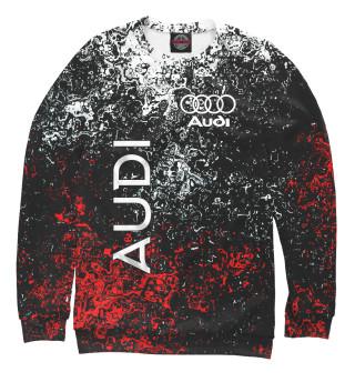 Одежда с принтом AUDI