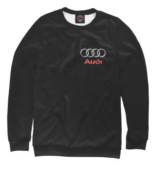 Одежда с принтом Audi (112103)