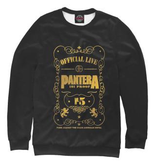 Одежда с принтом Pantera (712016)