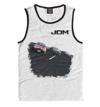 Майка мужская JDM (2589)
