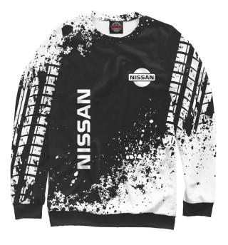 Одежда с принтом Nissan (666781)