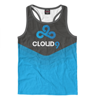 Майка борцовка мужская Cloud 9 Team