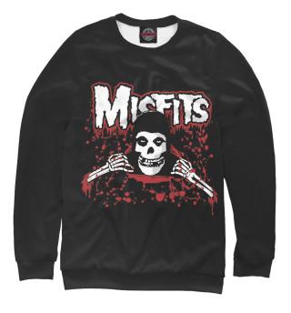 Одежда с принтом The Misfits (239230)