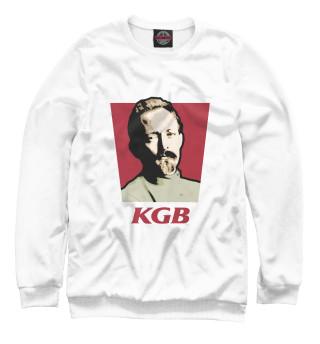 Одежда с принтом КГБ (Феликс)