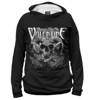 Худи женское Bullet for My Valentine (5537)