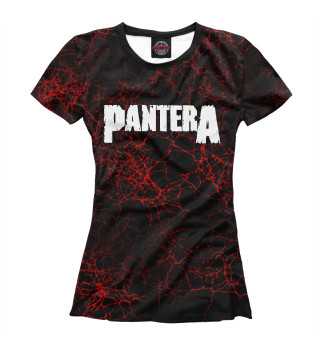 Футболка женская Pantera