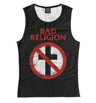 Майка женская Bad Religion (6165)