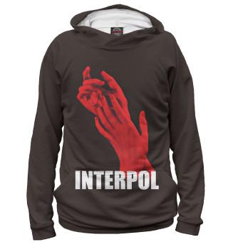 Худи мужское Interpol (4673)