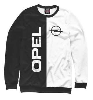 Одежда с принтом Opel (665907)