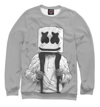 Одежда с принтом Marshmello (694487)