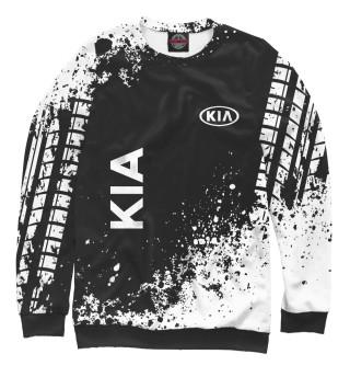 Одежда с принтом Kia (252090)
