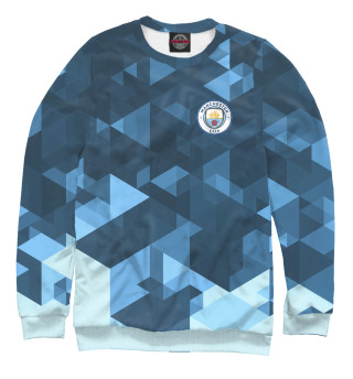 Одежда с принтом Manchester City Abstract
