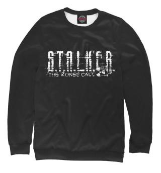 Одежда с принтом Сталкер