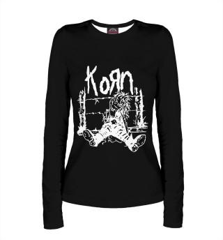 Лонгслив  женский Korn (3612)