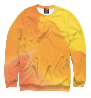 Одежда с принтом Желтый колор