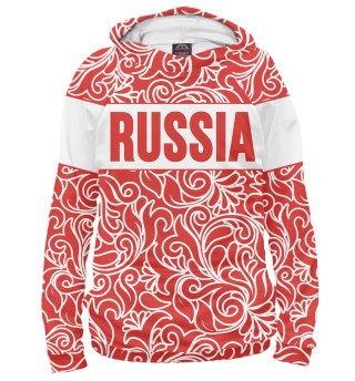 Худи женское RUSSIA (467)