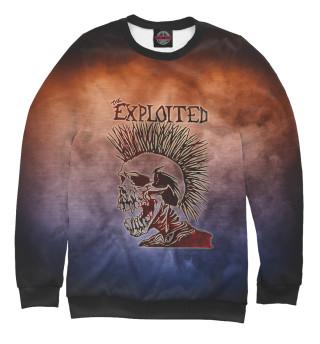 Одежда с принтом The Exploited (459418)