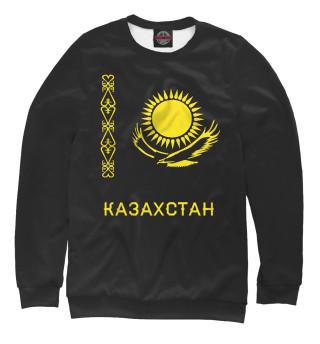 Одежда с принтом Солнечный Казахстан