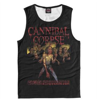 Майка мужская Cannibal Corpse (6387)