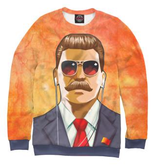Одежда с принтом Сталин (267531)