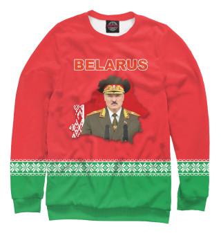 Одежда с принтом Президент Лукашенко