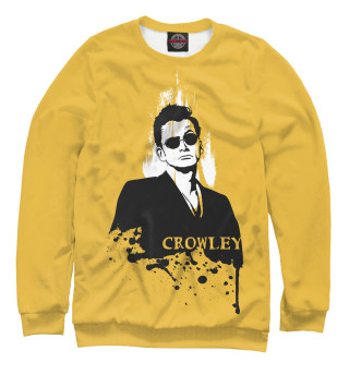 Одежда с принтом Crowley