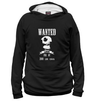 Худи женское Leon Wanted