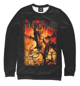 Одежда с принтом Manowar (356032)