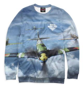 Одежда с принтом World of Warplanes (161444)