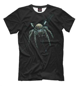 Футболка мужская Мистический паук
