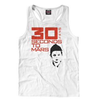 Майка борцовка мужская 30 Seconds to Mars (3842)