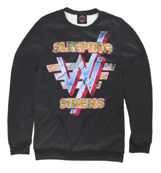Одежда с принтом Sleeping with sirens (462624)