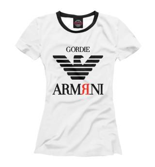 Футболка женская Гордые Армяне