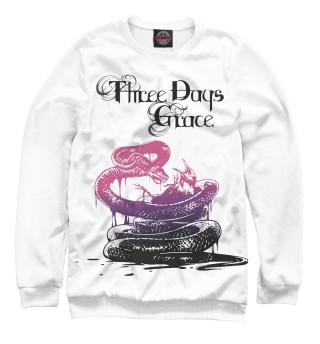 Одежда с принтом Three Days Grace (401437)