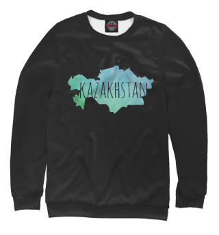 Одежда с принтом Казахстан (653834)